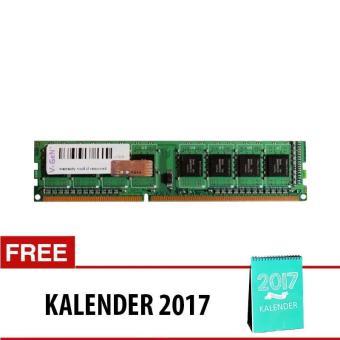 V-GEN DDR4 Long-DIMM [4GB PC-17000/2133 Mhz] + Free Kalender