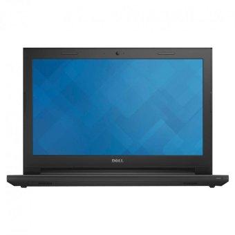Dell Inspiron 14 - 3442 - Intel Core i3-4005 - 2GB RAM - Ubuntu - Hitam