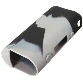 Silicone Case Cover Wrap For Kbox Subox Mini (Black+White)