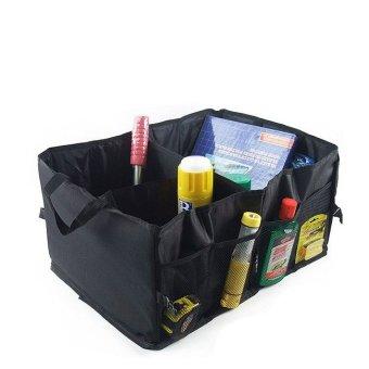 harga Universal - Car Box Rak Mobil - Car Organizer Bagasi Mobil Lazada.co.id