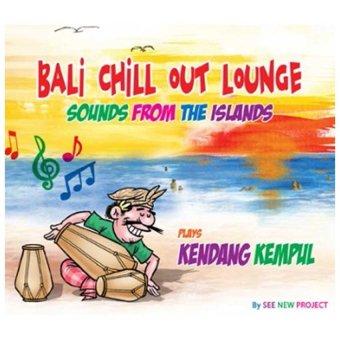 Maharani Record - Bali Chill Out Lounge - Music CD