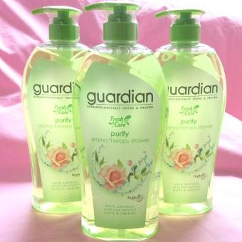 harga Guardian Freshcare Purify Shower Gel 1000ml - Sabun Mandi Lazada.co.id