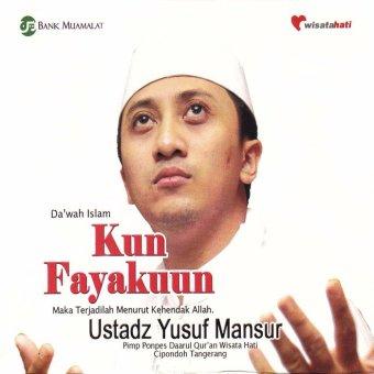 Virgo Multi Cipta Ustadz Yusuf Mansur - Kun Fayakuun