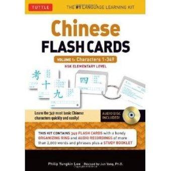Periplus - Chinese Flash Cards Kit