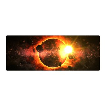 60*35*0.3cm Large Computer Gaming Mouse Mat Mousepad Well Finishing Great for Gamer (Intl)