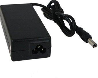 TOSHIBA Adaptor Laptop 1206 19V 6.3A DC6.35x3.0 - Hitam