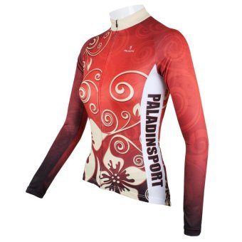 PALADIN 318 SPORT Cycling Women's Long Sleeve Jersey XS
