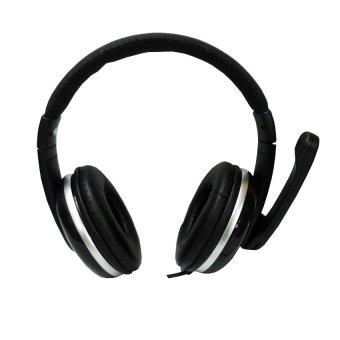 Ovleng Stereo Headphone X7 Super Bass - Hitam