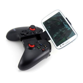 Wireless Bluetooth Controller for PS3 (Black/ Red) (Intl)