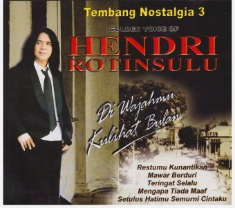 Bulletin Music Shop - Hendri Rotinsulu - Tembang Nostalgia 3