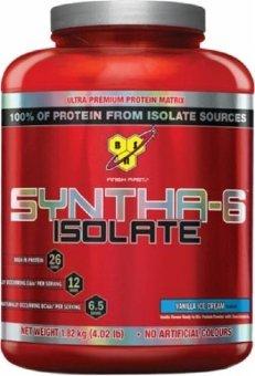 BSN Syntha-6 Isolate Whey - 4Lbs