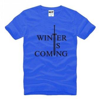 100% Cotton Short-sleeved T-shirt