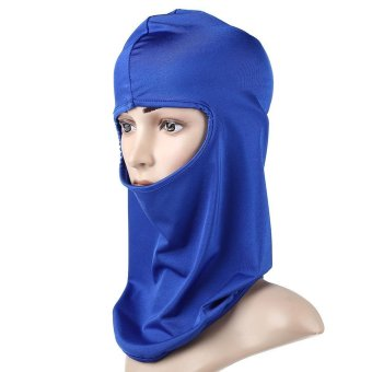 Outdoor Hiking Riding Head Face Mask Neck Ski Cover - INTL