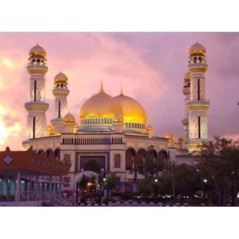 CNT Travel Explore Brunei