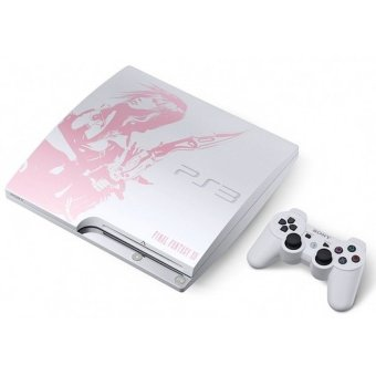 Sony PS3 Slim CFW Multiman 250GB White Final Fantasy