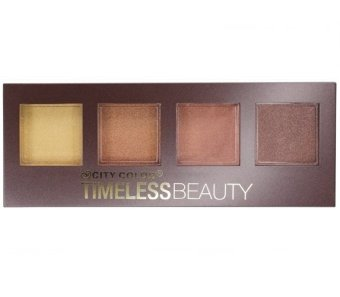 City Color Cosmetics Timeless Beauty Quad