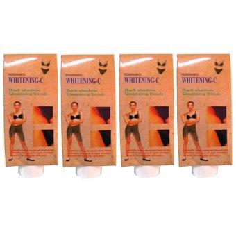 Obat Herbal Whitening C Lotion Pemutih Ketiak Dan Selangkangan 4 Paket Aman Dan Bergaransi .