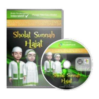 Piranti Edutama CD Interaktif Peraga Tata Cara Sholat Sunnah Hajat