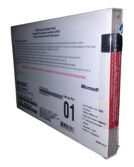 Microsoft Windows 7 Ultimate OEM - English x32 Bit Resmi Distri