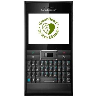 Sony Ericsson Aspen M1i - 100 MB - Hitam