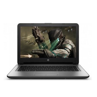 "HP 14-ac122TX - Intel Core i3-5005 - 2GB RAM - VGA - DOS - 14"" - Silver"