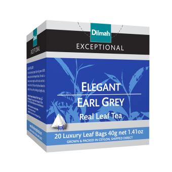 harga Dilmah Exceptional Elegant Earl Grey Leaf Tbag 20 Lazada.co.id