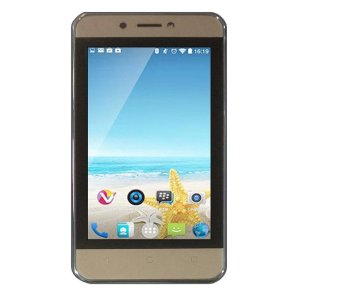 Advan Vandroid i4A 4G LTE - 8GB - Gold