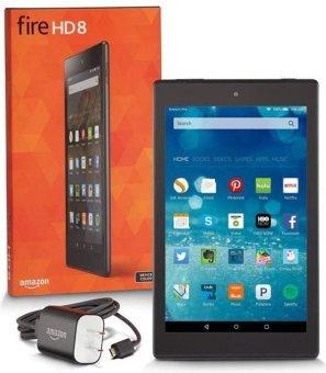 Amazon Kindle Fire HD 8 inch - 8GB - Hitam