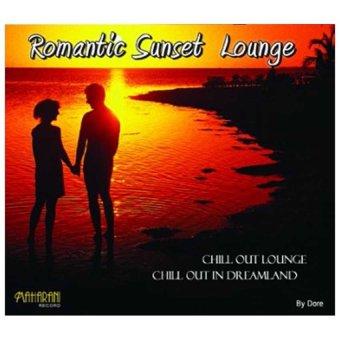 Maharani Record - Romantic Sunset Lounge - Music CD