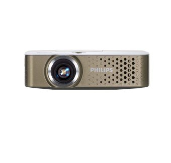 Philips Pocket Projector Pico PPX 3414 - Gold