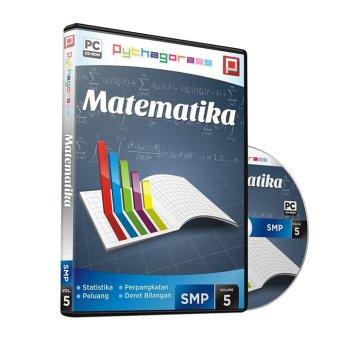 Tokoedukasi CD Pembelajaran SMP Matematika Vol.5
