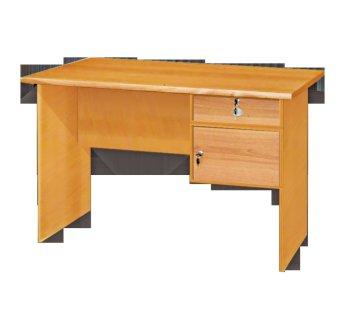 harga Richiwa - Office Table Beech 1/2 Biro Lazada.co.id
