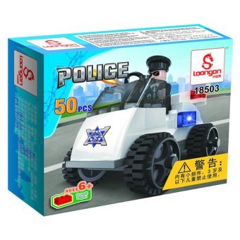 harga Loongon Police Moped - Mainan Anak Lazada.co.id
