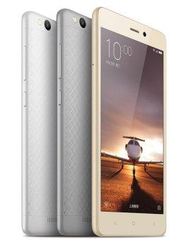 Xiaomi Redmi 3 - 4G - 16GB - Emas