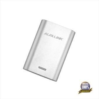 Jual ALFA LINK Accessories Power bank AP 7800F Silver Harga Termurah Rp 274000. Beli Sekarang dan Dapatkan Diskonnya.
