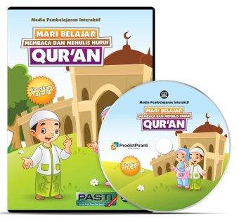 Piranti Edutama - CD Interaktif Mari Belajar Membaca Qur'an
