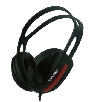 OV-S555 fashion Sound Deep Bass Headphones Black (Intl)