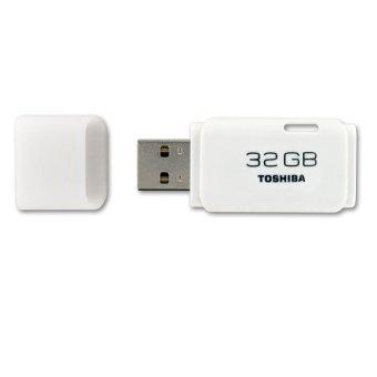 Toshiba 32GB Flashdisk Hayabusa - putih