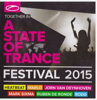 Bulletin Music Shop A State Of Trance Festival 2015