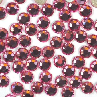 Swarovski Crystals Light Rose 223 Crystal with Foiled Flat-Back SS20 x 1440pcs