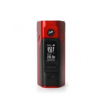 Wismec Reuleaux RX2/3 Red Black Box Mod Authentic