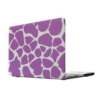 Hard Back Case Cover for Apple MacBook Pro Retina 13.3 inch (Purple) - Intl