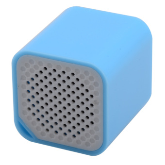 ZT93 Bluetooth Speaker Smart Box With Selfie Function/Handsfree Call (Blue) - Intl