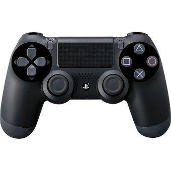 Sony PS4 DualShock 4 Wireless Controller Stik Hitam