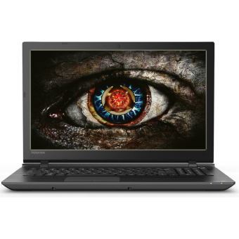 Toshiba 14 Office Laptop Core i3-4Gb-0.5Tb-NVIDIA