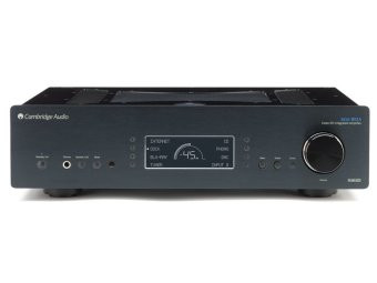 Cambridge Audio Azur 851A Integrated Amplifier - Hitam