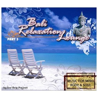 Maharani Record - Bali Relaxation Lounge - Music CD