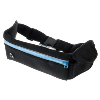 Outdoor Running Multifunction Headphone Jack Phone Accessories Sports Waist Bag Belt Anti-theft Reflective YC087-SZ