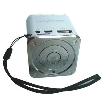 Advance Speaker Portable A-1N - Silver