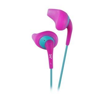 JVC Gumy HA-EN10-P Earphone Stereo Gumy Sport Earbuds HAEN10 Pink /GENUINE